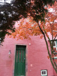 fall-picture-red-leaves-red-house