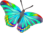 Beautiful-Butterflies-colored