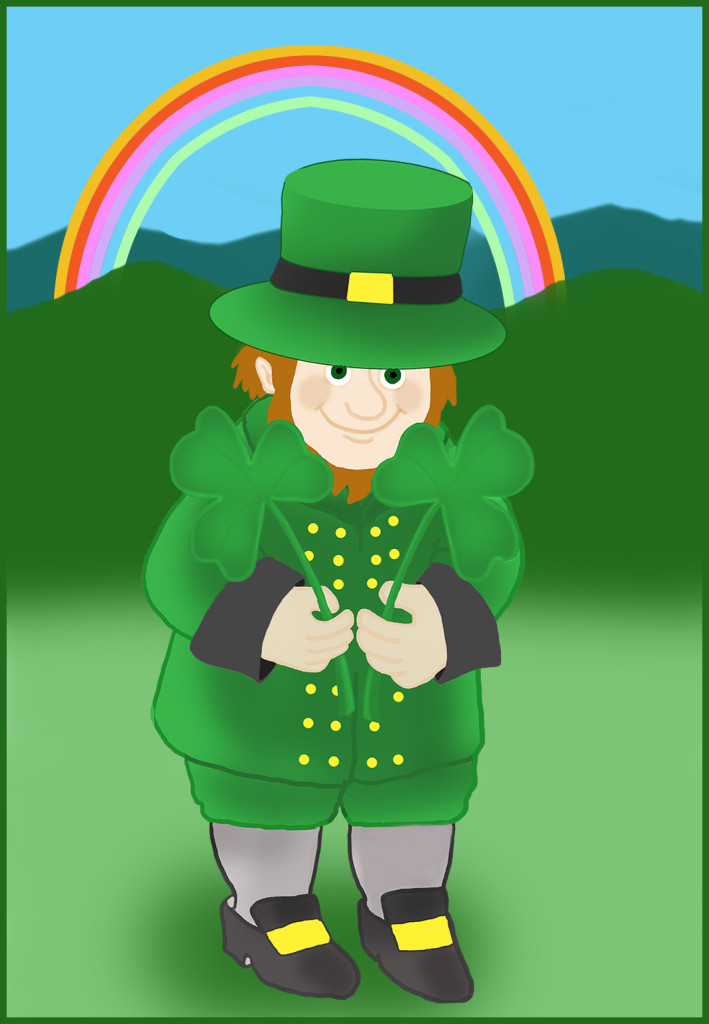st-patricks-day-card-with-leprechaun-shamrock-rainbow