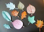 fall leaves drawings