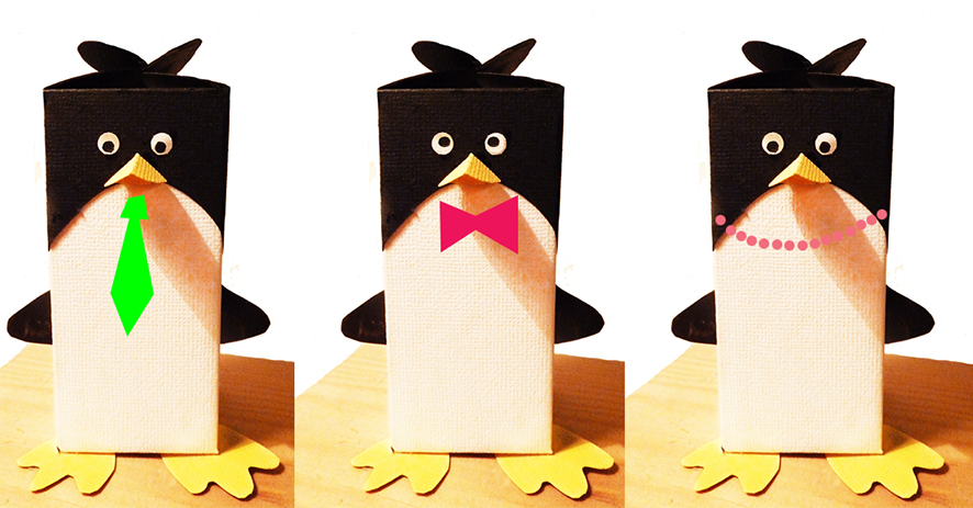 different-penguin-box-ideas