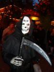 Halloween Death in parade