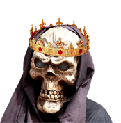 cool-drawings-evil-skull-with-crown