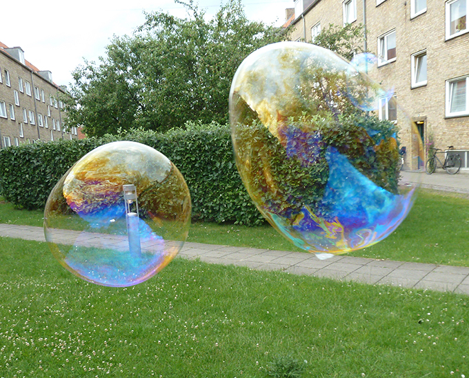 soap bubbles recipe