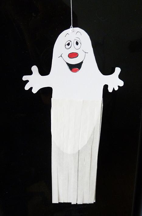 Halloween decoration ghost