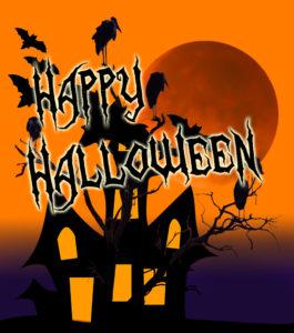 New Halloween clip art