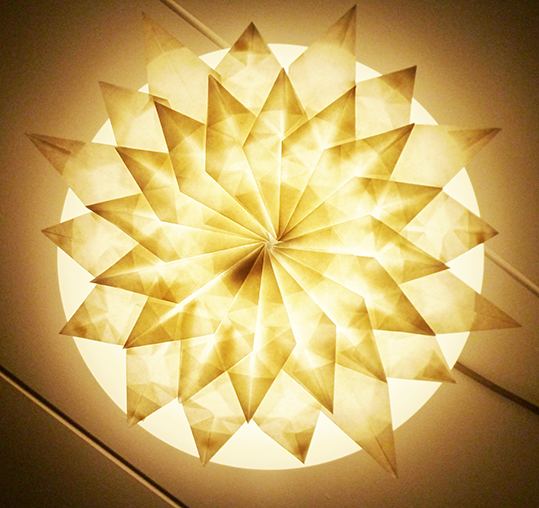 Lamp decoration