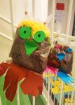 Fall craft for preschool children