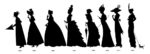 19th centurey women clothing